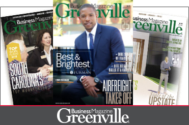 Greenville Business Magazine